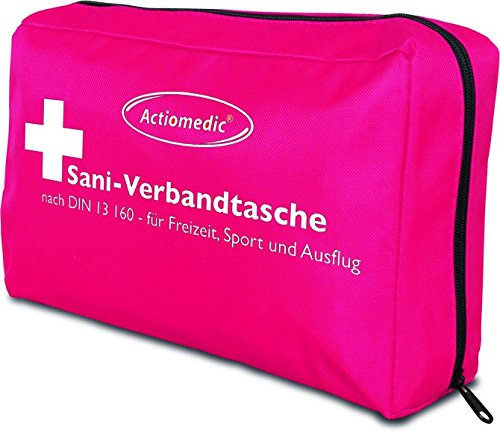 Preisvergleich Produktbild Sani-Verbandtasche mit DIN 13 160