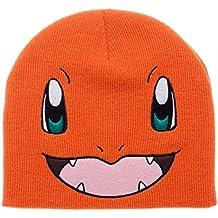 Bioworld Pokémon Charmander Knit Beanie Cap gorro