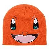 Bioworld Pokémon Salamèche Bonnet en Tricot Chapeau