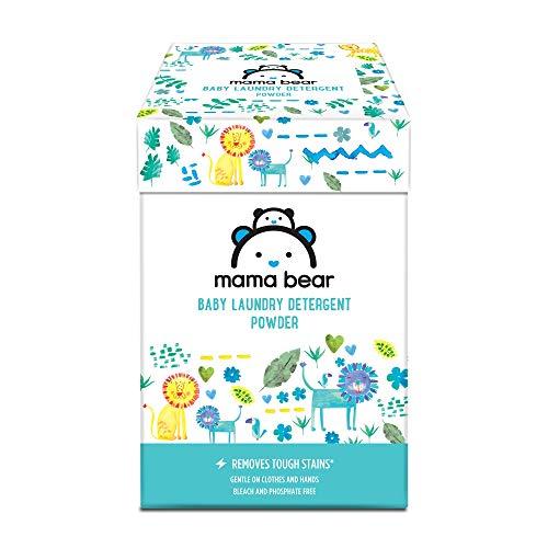 Amazon Brand - Mama Bear Baby Laundry Detergent Powder, 1 kg