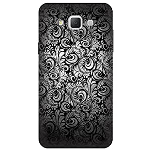 Skintice Designer Back Cover with direct 3D sublimation printing for Samsung Galaxy Grand Max/3