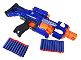 Blaze Storm B/O Soft Bullet Gun Toy with...