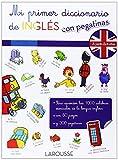 Mi primer diccionario de Inglés con pegatinas (Larousse - Infantil / Juvenil - Castellano - A Partir De 5/6 Años)