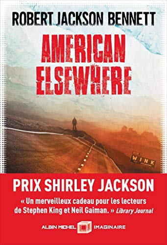 American elsewhere (A.M.IMAGINAIRE) por Robert Jackson Bennett