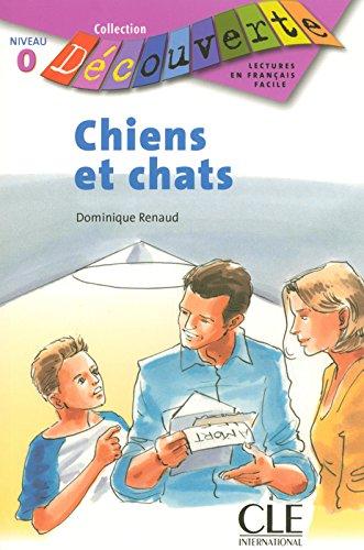 Chiens et chats - Niveau Intro - Lecture Dcouverte - Livre