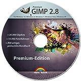 Gimp 2.8 - 2016 neueste Version - Foto Bearbeitung - Grafik Programm - Bild Bearbeitung Software