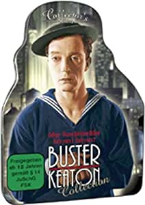 Buster Keaton Collection - Metallbox [Collector's Edition]
