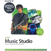 Sony ACID Music Studio 6 (Education Edition) (PC)