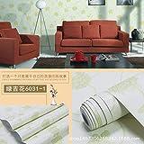 lsaiyy Papier Peint Autocollant dortoir imperméable rénovation Autocollant Chambre Salon décoration Chambre Papier Peint Papier Peint- 45CMX10M...