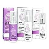 Belita-Vitex MEZOcomplex Anti-Aging Hautpflege-Set 30+, 130ml - Tages- und Nachtcreme je 50ml, Creme-Gel für Augenlider 30ml