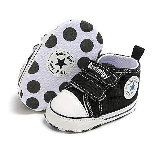 Babycute - Zapatillas Lona bebé Suela Suave