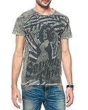 Pepe Jeans - Camiseta Para Hombre Skank - Gris, L