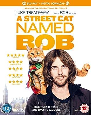 A Street Cat Named Bob [Blu-ray] [2016]