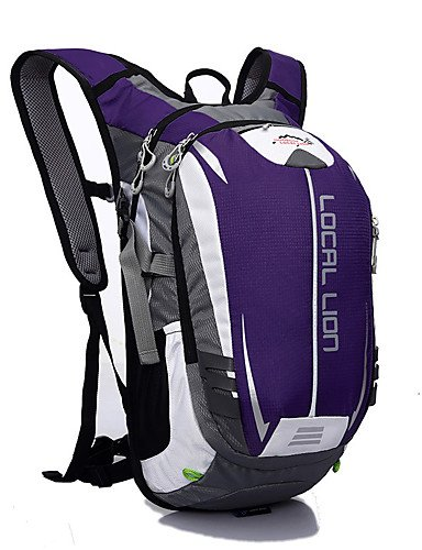 HWB/ n/a L Rucksack Legere Sport / Reisen Draußen / Leistung Multifunktions andere Terylen N/A Purple