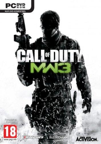 Call of Duty: Modern Warfare 3 für den PC [ 18 Pegi AT-UNCUT Version aus Österreich ] (Games Sledgehammer)