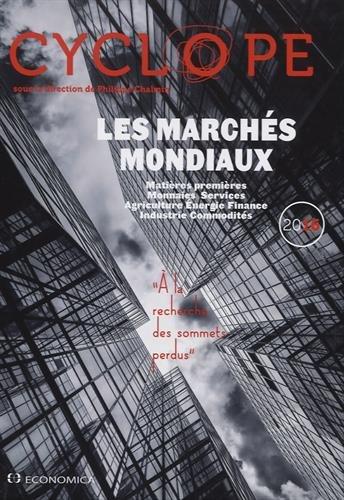 Cyclope : Les marchs mondiaux 2016