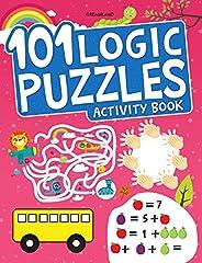101 Logic Puzzles Activity Book