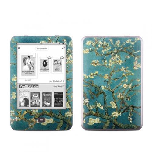 Tolino Shine Skin Ebook Reader Design Schutzfolie Skins Sticker Vinyl Aufkleber - Blossoming Almond Tree