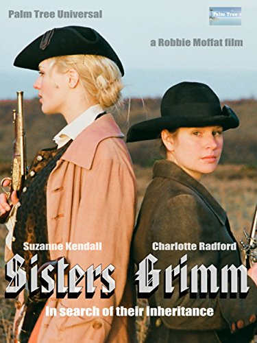 Sisters Grimm Cover