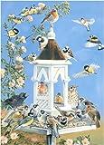 Otter House An English Country Garden (Gartenvögel) - Puzzle