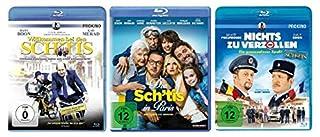 Dany Boon Blu-Ray Fan-Set: Willkommen bei den Sch´tis / Die Sch´tis in Paris / Nichts zu verzollen - Deutsche Originalware [3 B