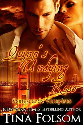 Quinn's Undying Rose (Scanguards Vampires #6)