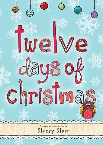 Motif 12 Days Of Christmas Story livre de