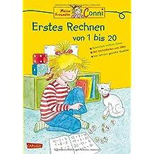 Conni Gelbe Reihe: Conni Erstes Rechnen (Neues Cover): von 1 bis 20