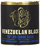 Willie'S Cacao 100 Percent Rio Caribeven Black 180 g (Pack of 6)