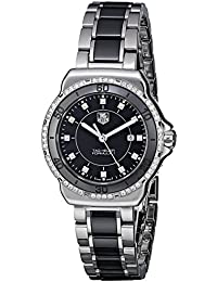 TAG Heuer Women's Analogue Watch with Multicolour Dial Analogue