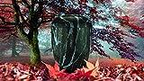 """Biologisch abbaubar Verbrennung Asche urn- Erwachsene Größe–Umweltfreundlich–""""Natur Marmor Design"""""""