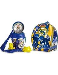 Unice Toys - Mochila Conjunto Playa Real Madrid C.F. 30X18 16-23100