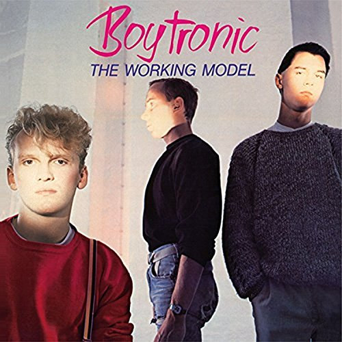 Boytronic: The Working Model (Deluxe Edition) (Audio CD)