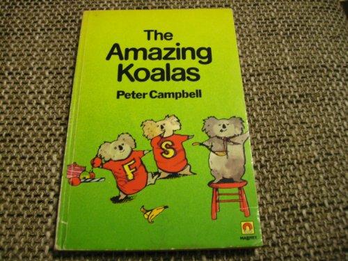 The amazing koalas