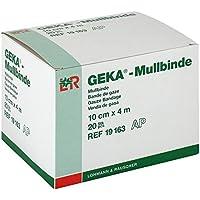 MULLBINDEN GEKA 10cmx4m, 1 St preisvergleich bei billige-tabletten.eu