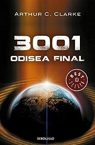 3001: Odisea final par Arthur C. Clarke