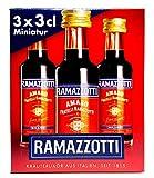 Ramazzotti Amaro Kräuterlikor Mini Set - 3x 3cl = 9cl (30% Vol)