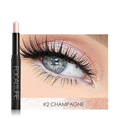 Cloom Lidschatten-Stift Master Smoky Grey/Eyeshadow Pencil Grau für Smokey Eyes Make-up Stift...