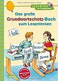 LESEMAUS zum Lesenlernen Sammelbände: Das große Grundwortschatz-Buch zum Lesenlernen: Extra Lesetraining ? Lesetexte mit dem verbindlichen Wortschatz für die Grundschule - Petra Wiese