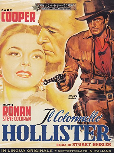 il-colonnello-hollister-italia-dvd
