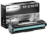 Schneider Printware Toner | 140 Prozent mehr Druckleistung | kompatibel, als Ersatz für MLT-D101S für Samsung ML-2160, ML-2162, ML-2164, ML-2164W, ML-2165, ML-2165W, ML-2168, SCX-3400, SCX-3400, SCX-3400F, SCX-3401, SCX-3405, SCX-3405F, SCX-3405FW, SCX-3405W, SF-760P