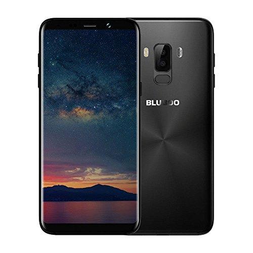 BLUBOO S8 Plus Smartphone 6 Pulgadas Pantalla HD + 1440 * 720 Píxeles Cámaras Traseras Duales 16MP + 3MP Cámara...