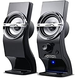 Audiocore AC805 Stereo-Lautsprecher 2.0 PC 6W RMS Schwarz