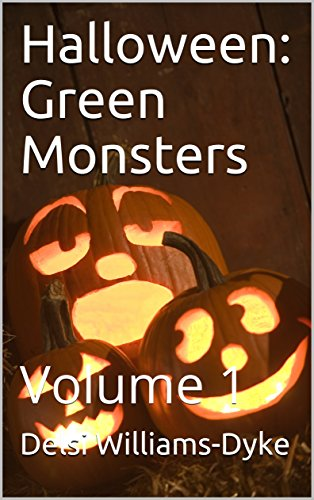 Halloween:  Green Monsters : Volume 1 (English Edition)