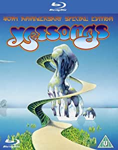 Yessongs [Blu-ray] 40th Anniversary Special Edition [UK Import]