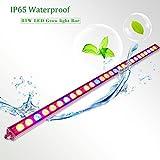 TOPLANET 81w Led Pflanzenlampe Wachsen Licht Streifen Wasserdicht für Indoor Grow Gemüse