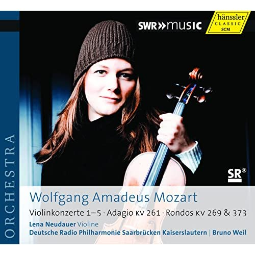 Violin Concerto No. 1 in B-Flat Major, K. 207: I. Allegro moderato