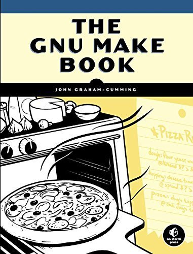 The GNU Make Book Paperback April 16, 2015