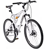 Cross Duke 26 Inch Mountain Bike - Men's.