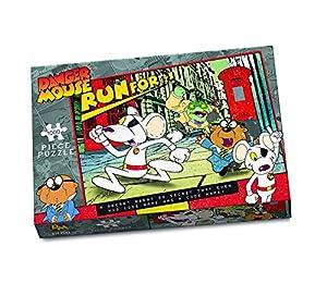 Paul Lamond Games Danger Mouse 1000 Piece Puzzle - Run For It! (Se distribuye Desde el Reino Unido)